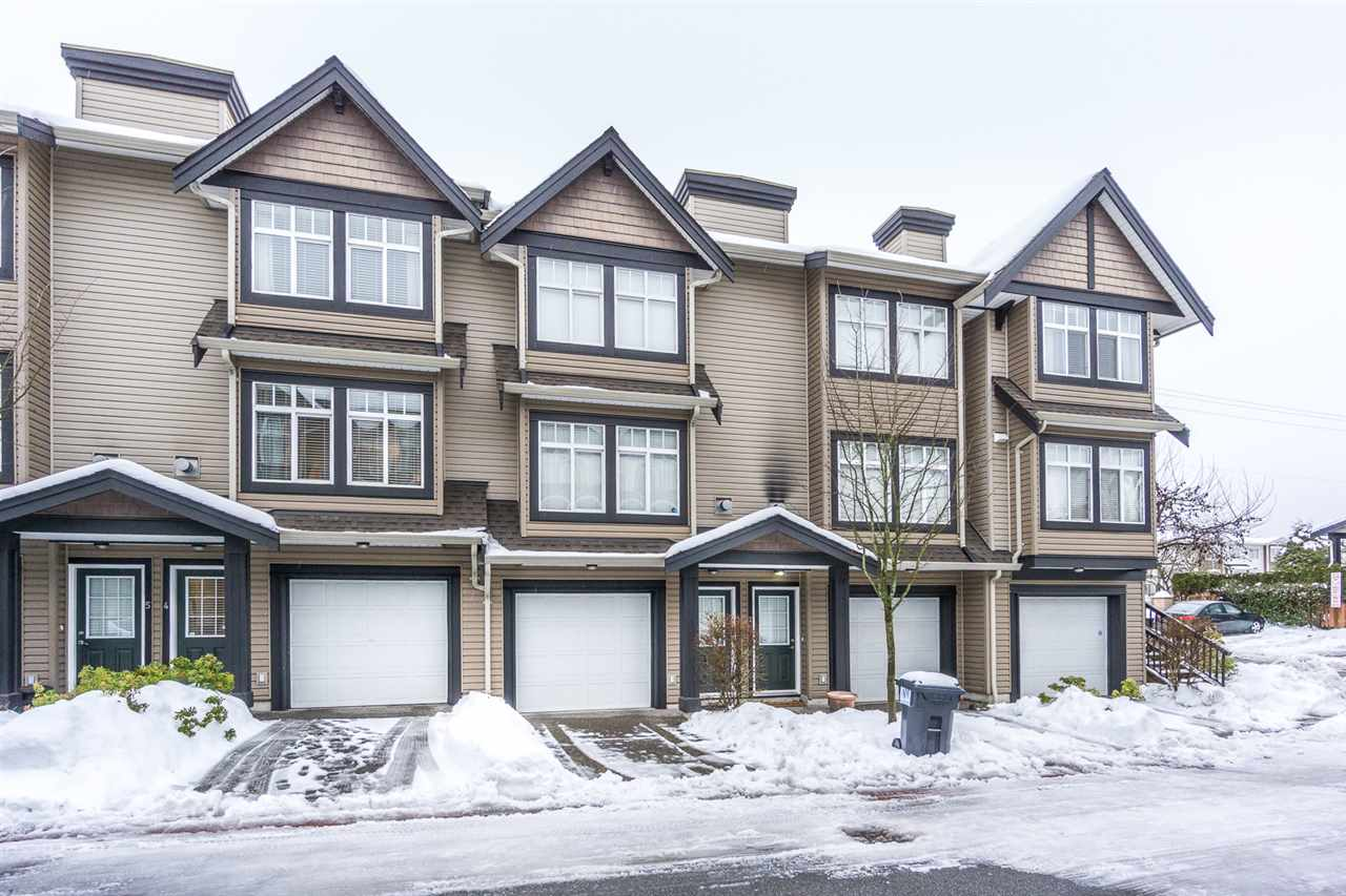 "Main Photo: 4 19448 68 Avenue in Surrey: Clayton Townhouse for sale in ""NUOVO"" (Cloverdale)  : MLS®# R2137370"