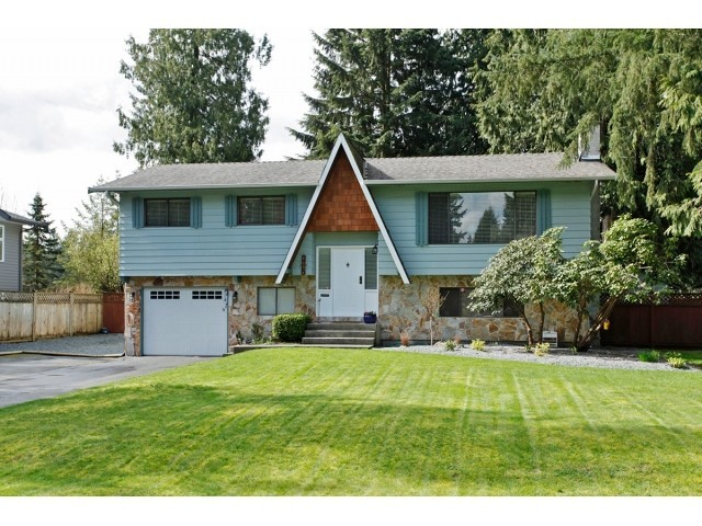 Main Photo: 3769 206A Street in Langley: Home for sale : MLS®# F1436312