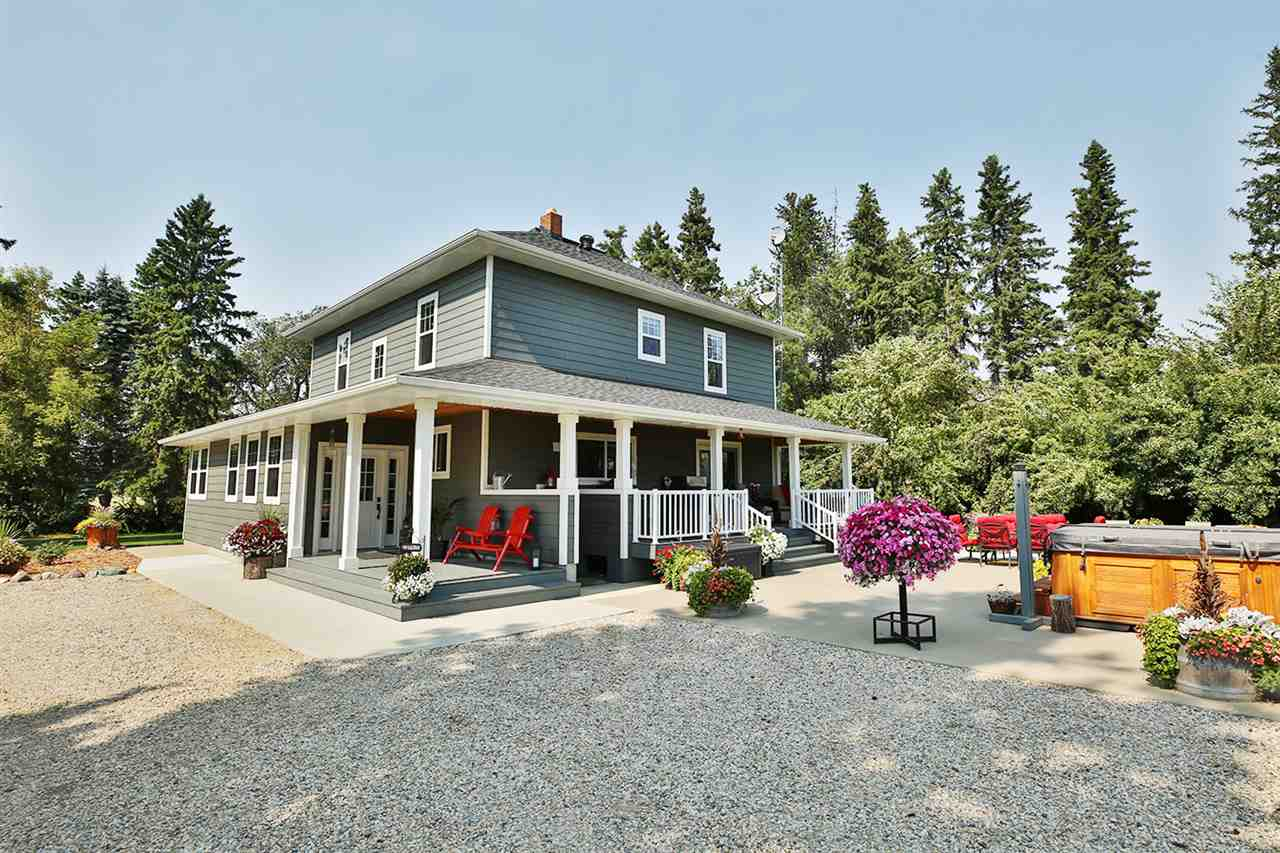 Main Photo: 465037 RR 234: Rural Wetaskiwin County House for sale : MLS® # E4089975