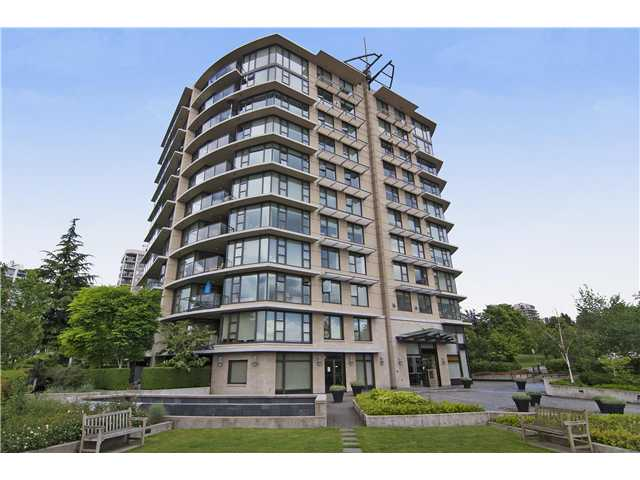 "Main Photo: 801 683 W VICTORIA Park in North Vancouver: Lower Lonsdale Condo for sale in ""The Mira"" : MLS® # V1066557"