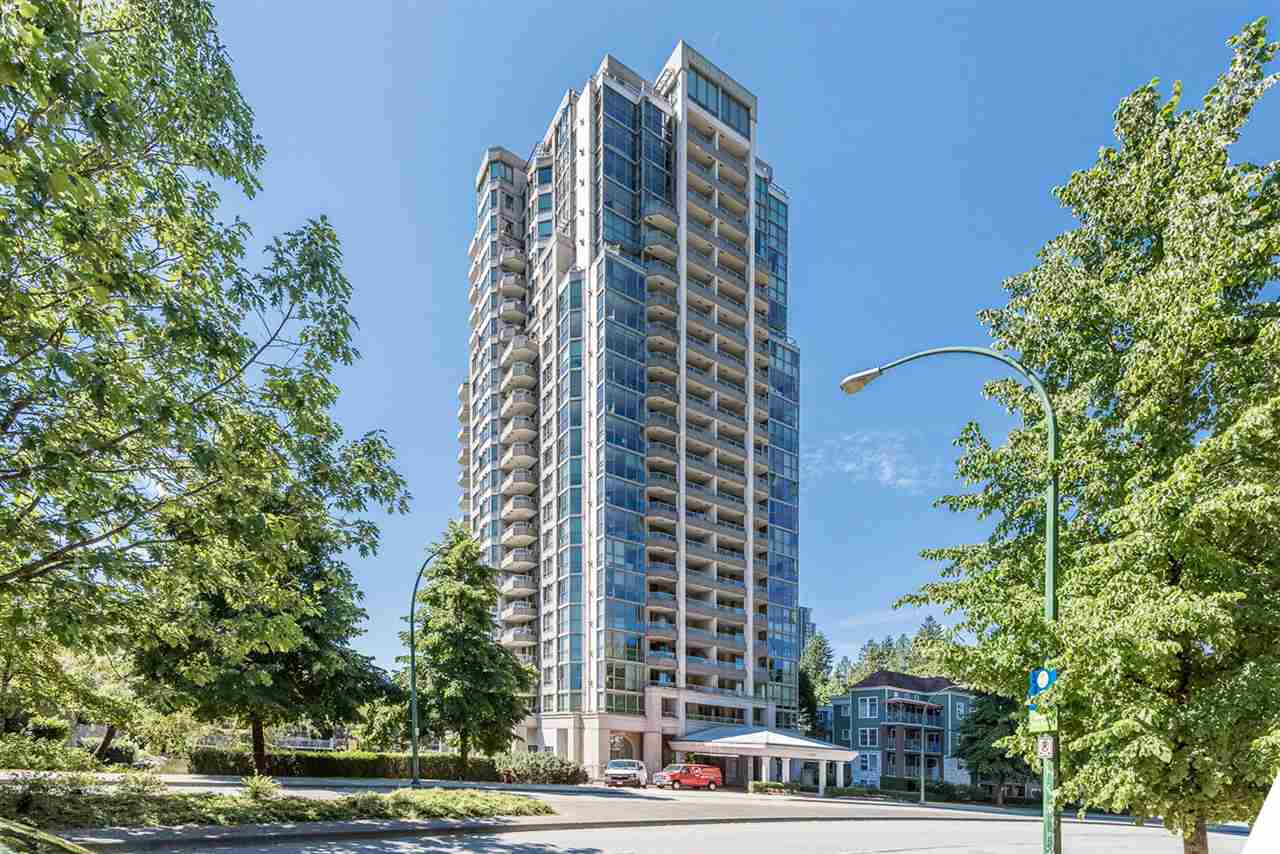 "Main Photo: 1602 3070 GUILDFORD Way in Coquitlam: North Coquitlam Condo for sale in ""LAKESIDE TERRACE"" : MLS® # R2196100"