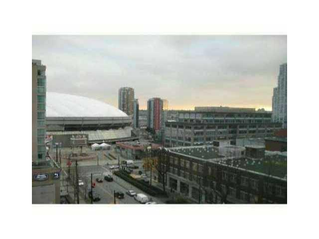 "Main Photo: # 1007 233 ROBSON ST in Vancouver: Downtown VW Condo for sale in ""TV TOWER 2"" (Vancouver West)  : MLS®# V923942"