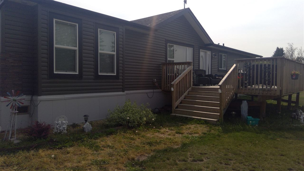 Main Photo: 48307 Hwy 814: Rural Leduc County Manufactured Home for sale : MLS®# E4126418