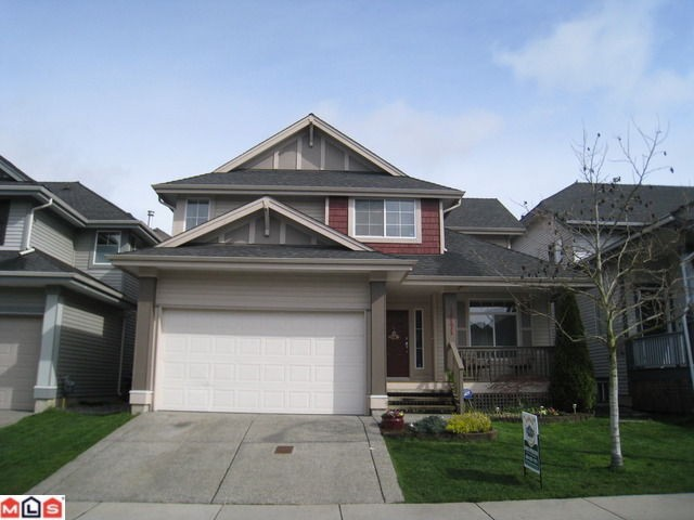 "Main Photo: 20171 69TH Avenue in Langley: Willoughby Heights House for sale in ""JEFFRIES BROOK"" : MLS®# F1109880"