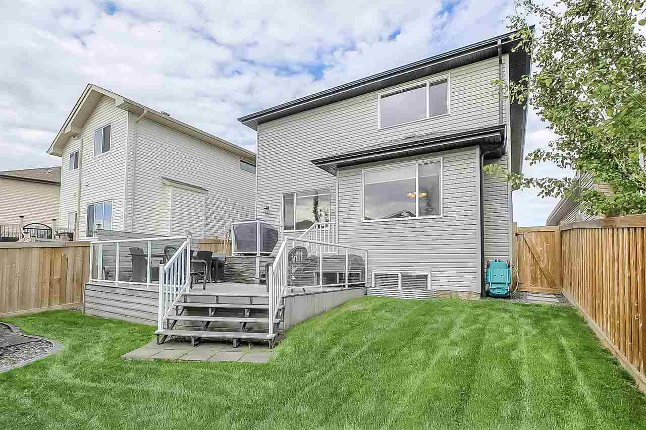Photo 30: 16719 58 Street in Edmonton: Zone 03 House for sale : MLS® # E4066608