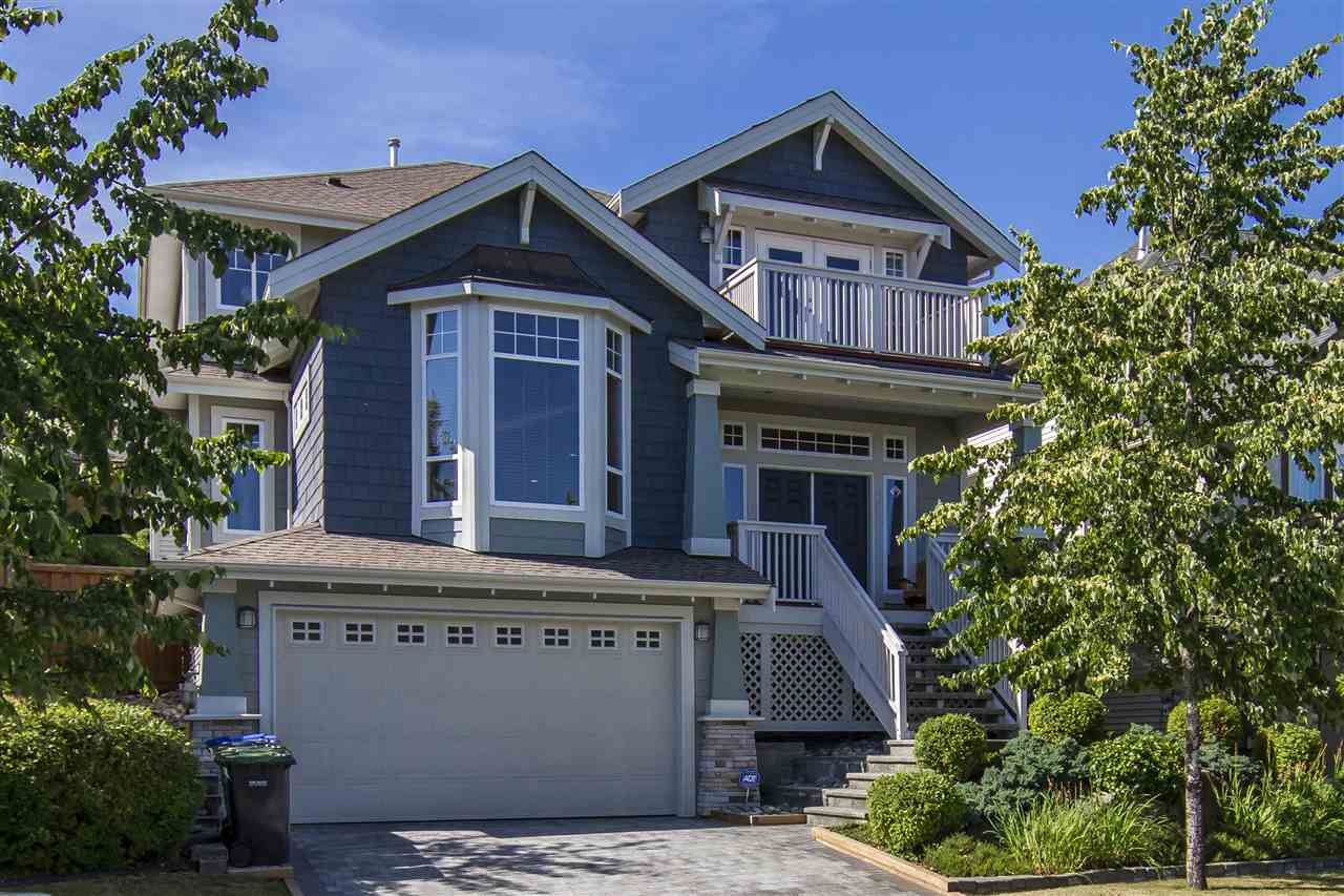 Main Photo: 62 SPRUCE Court in Port Moody: Heritage Woods PM House for sale : MLS®# R2185144