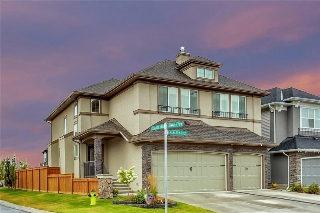 Main Photo: 49 CRANARCH Crescent SE in Calgary: Cranston House for sale : MLS® # C4137887