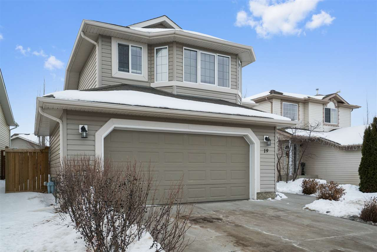 Main Photo: 19 Hilldowns Drive Drive: Spruce Grove House for sale : MLS® # E4099217