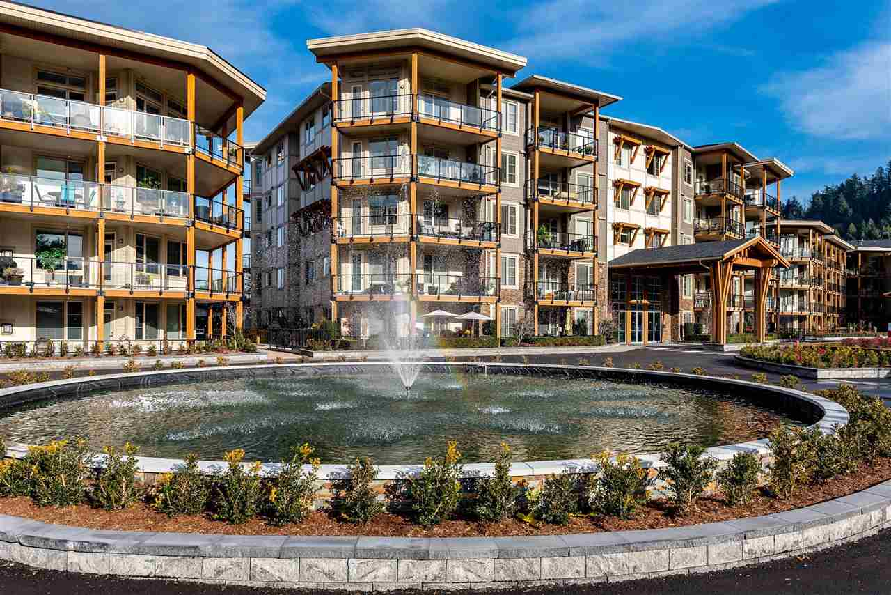 FEATURED LISTING: 502 - 45750 KEITH WILSON Road Chilliwack