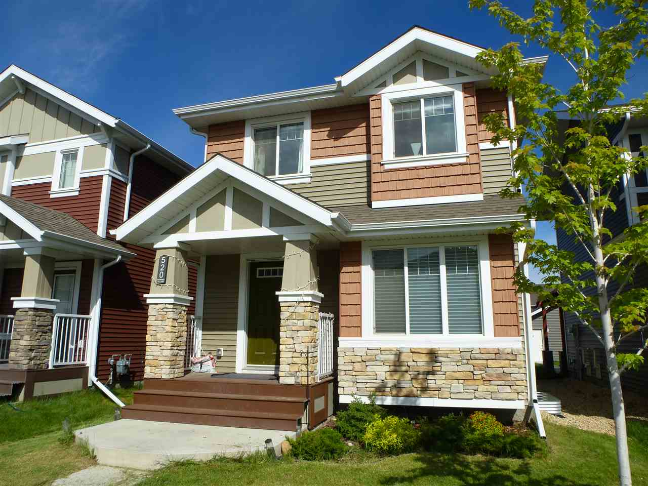 FEATURED LISTING: 520 EBBERS Way Edmonton