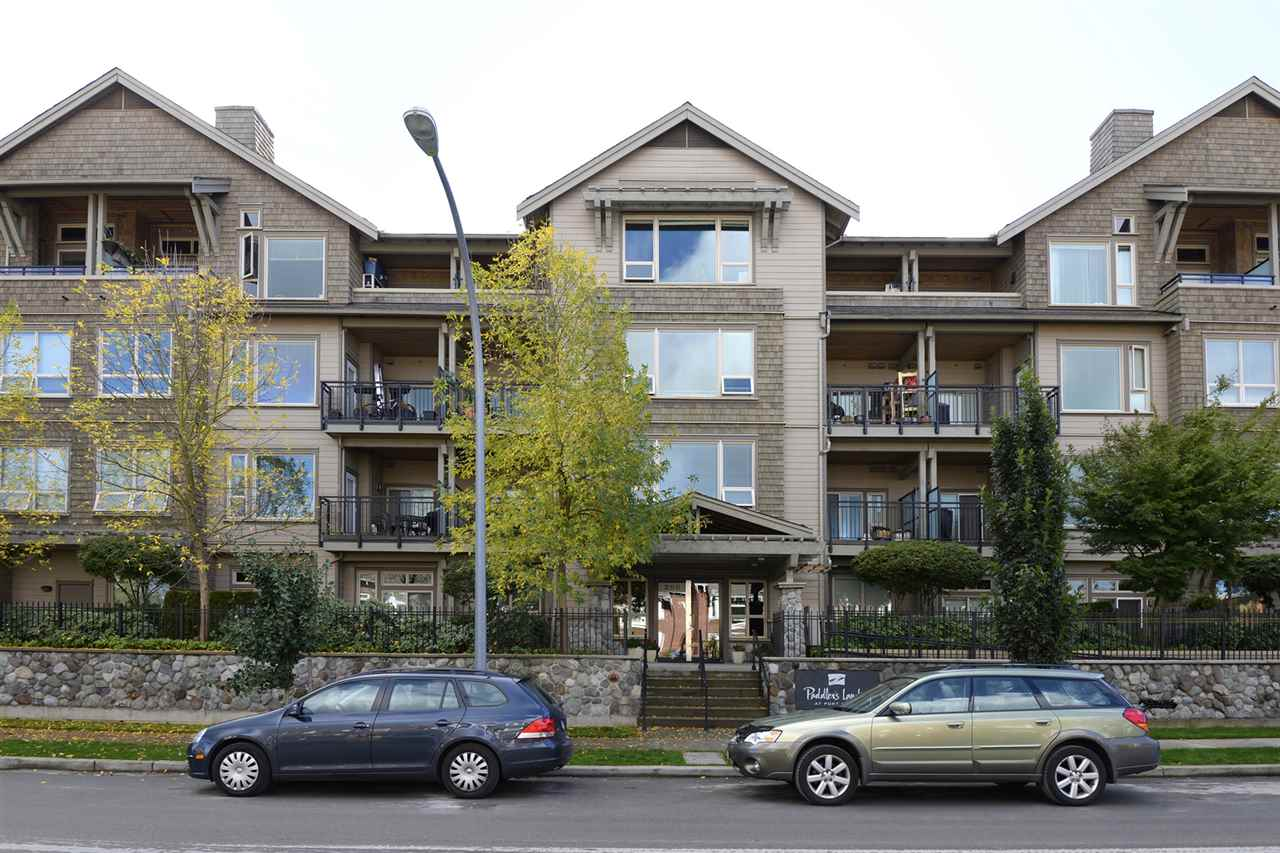 "Main Photo: 211 250 SALTER Street in New Westminster: Queensborough Condo for sale in ""PADDLERS LANDING"" : MLS®# R2029907"
