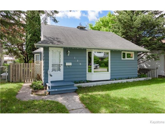 Main Photo: 128 Victoria Avenue in Winnipeg: Transcona Residential for sale (North East Winnipeg)  : MLS® # 1614687