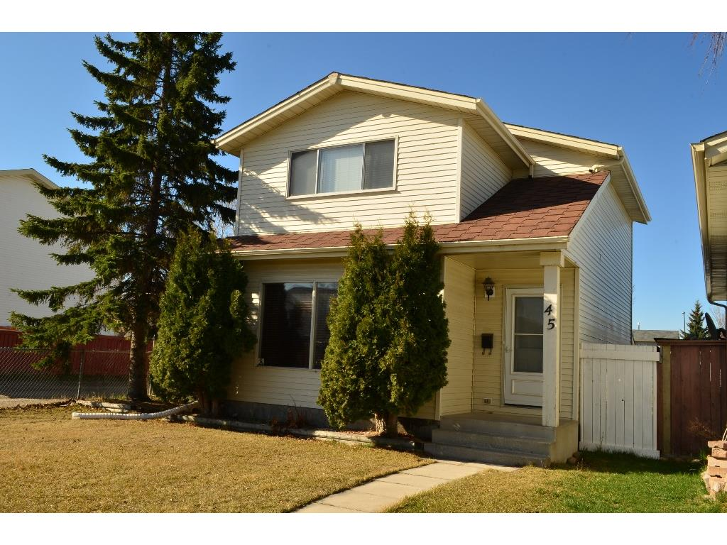 Main Photo: 45 Aberdare Road NE in Calgary: Abbeydale House for sale : MLS®# C4007997
