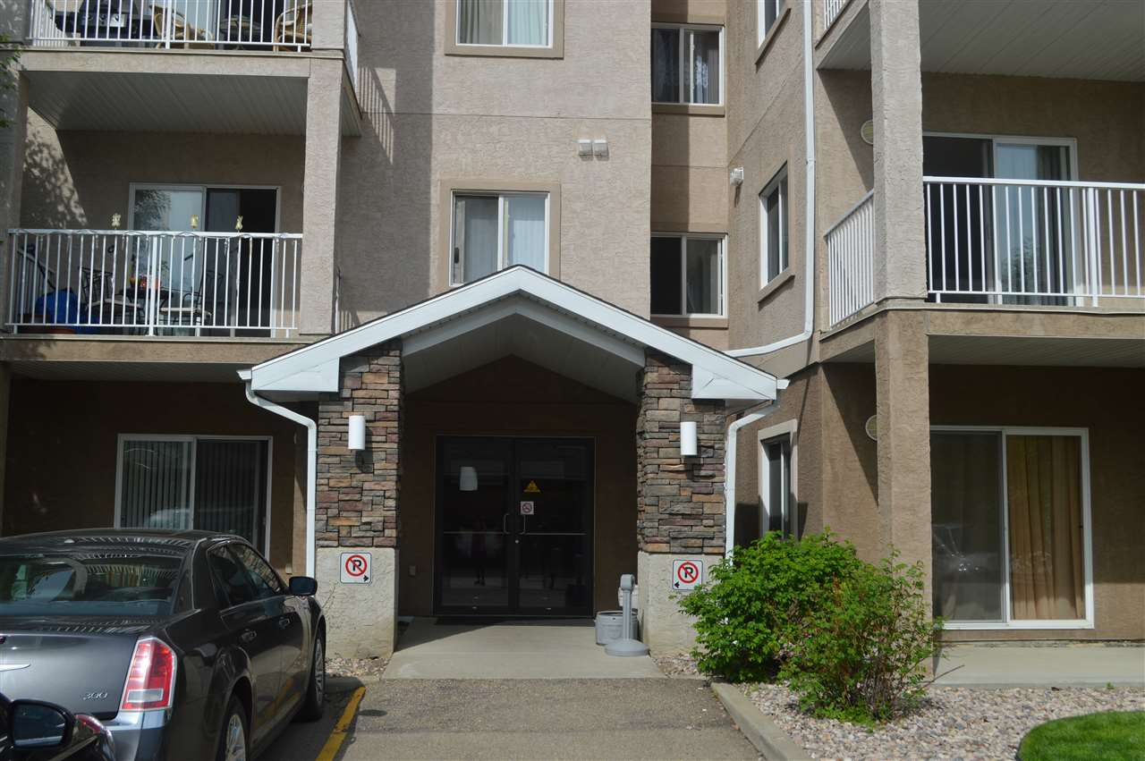 Main Photo: 106 2305 35a Avenue NW in Edmonton: Zone 30 Condo for sale : MLS® # E4070394