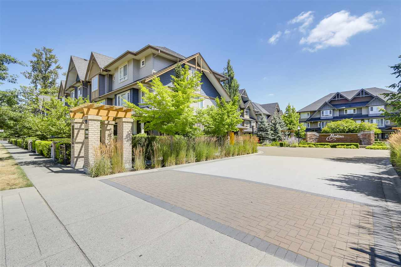 "Main Photo: 47 7088 191 Street in Surrey: Clayton Townhouse for sale in ""MONTANA"" (Cloverdale)  : MLS® # R2193035"