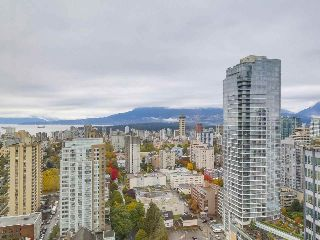 "Main Photo: 3102 938 NELSON Street in Vancouver: Downtown VW Condo for sale in ""ONE WALL CENTRE"" (Vancouver West)  : MLS® # R2215195"