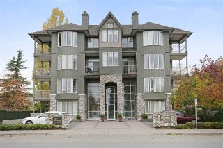 "Main Photo: 103 5475 201 Street in Langley: Langley City Condo for sale in ""HERITAGE PARK"" : MLS® # R2218113"