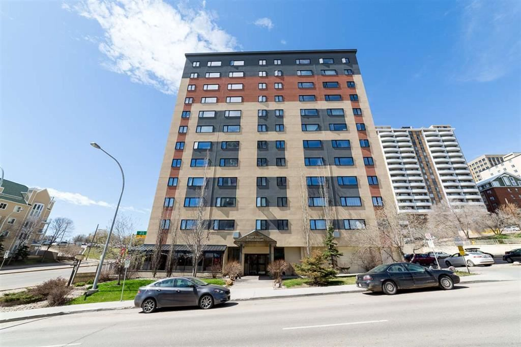 Main Photo: 203 9710 105 Street NW in Edmonton: Zone 12 Condo for sale : MLS®# E4099318