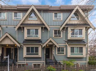 "Main Photo: 91 N GARDEN Drive in Vancouver: Hastings Townhouse for sale in ""Waters"" (Vancouver East)  : MLS®# R2260630"
