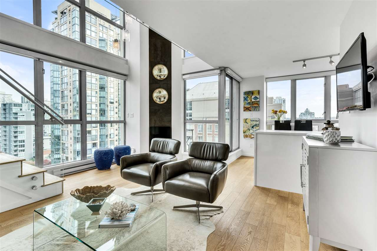 FEATURED LISTING: 1207 - 1238 RICHARDS Street Vancouver