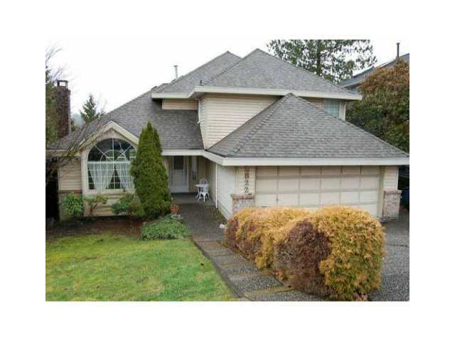 "Main Photo: 2822 NASH Drive in Coquitlam: Scott Creek House for sale in ""SCOTT CREEK"" : MLS®# V1044181"