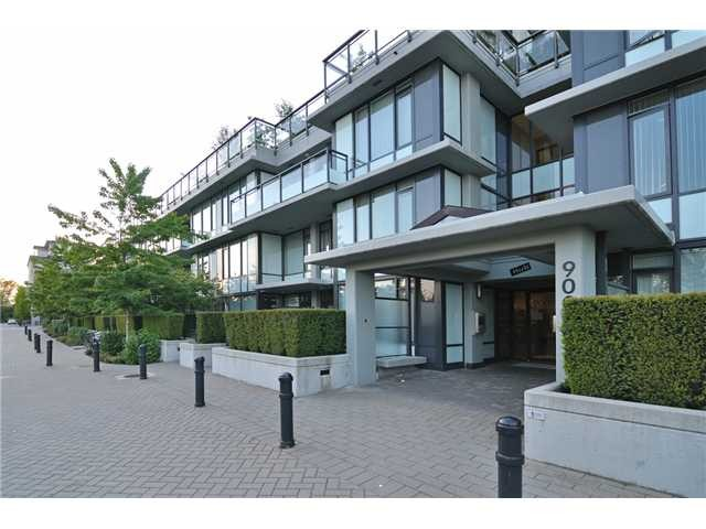 "Main Photo: 503 9009 CORNERSTONE Mews in Burnaby: Simon Fraser Univer. Condo for sale in ""THE HUB"" (Burnaby North)  : MLS® # V1055386"