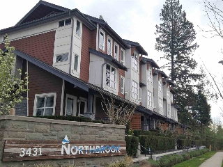 "Main Photo: 6 3431 GALLOWAY Avenue in Coquitlam: Burke Mountain Townhouse for sale in ""Northbrook"" : MLS®# R2159645"