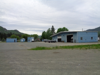 Main Photo: 4403 Airfield Road: Barriere Commercial for sale (North East)  : MLS® # 140530