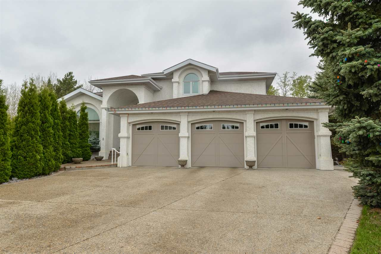 Main Photo: 4 BLUE QUILL Point NW in Edmonton: Zone 16 House for sale : MLS®# E4095382