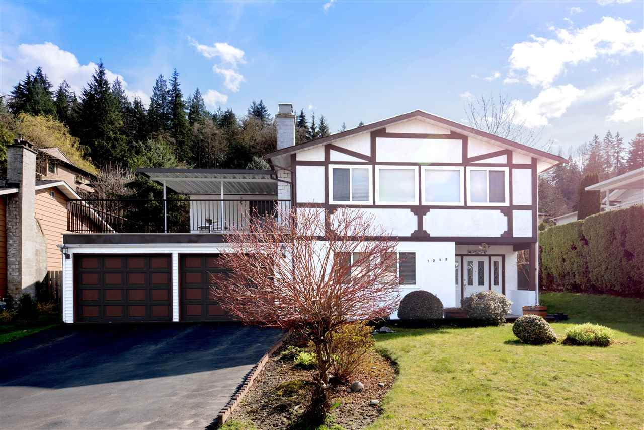 Main Photo: 1048 SPAR Drive in Coquitlam: Ranch Park House for sale : MLS®# R2252317