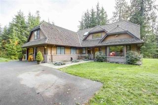 Main Photo: 28555 123 Avenue in Maple Ridge: Northeast House for sale : MLS®# R2256749