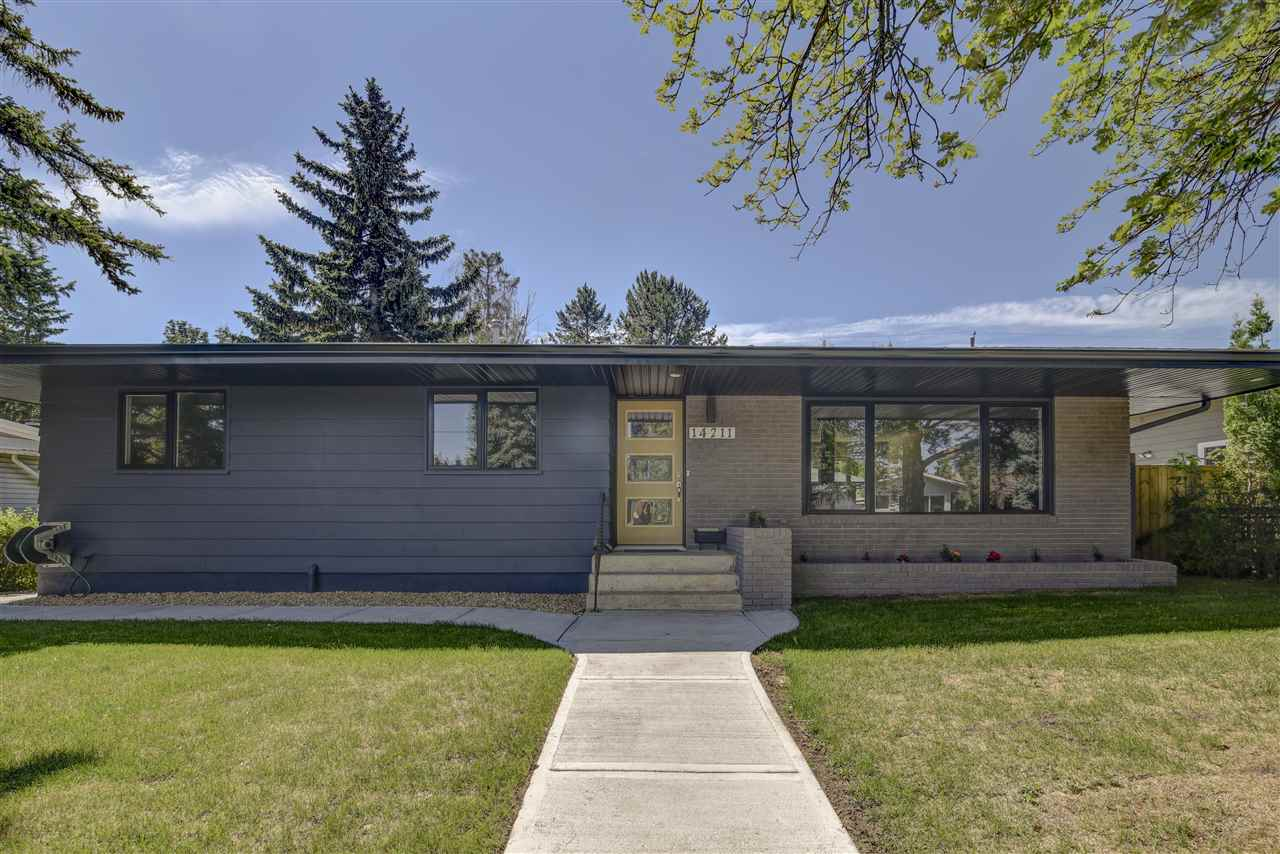Main Photo: 14211 80 Avenue in Edmonton: Zone 10 House for sale : MLS®# E4116355