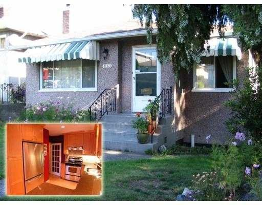 FEATURED LISTING: 4163 ETON Street VANCOUVER HEIGHTS