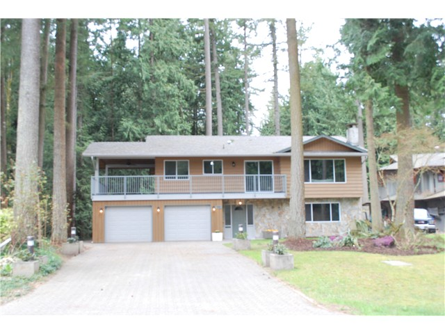 "Main Photo: 4161 199A Crescent in Langley: Brookswood Langley House for sale in ""BROOKSWOOD"" : MLS®# F1408685"