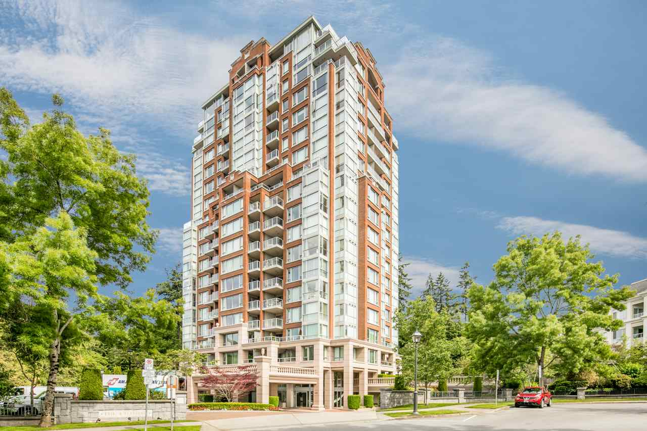 "Main Photo: 1501 5775 HAMPTON Place in Vancouver: University VW Condo for sale in ""THE CHATHAM"" (Vancouver West)  : MLS® # R2182010"