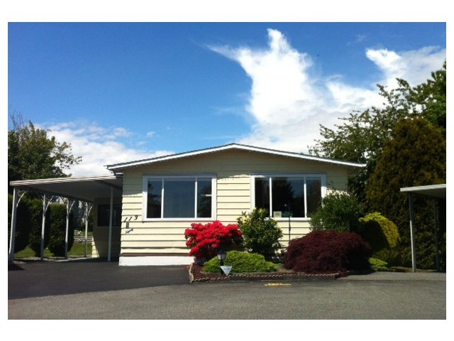 Main Photo: 113 15875 20TH Avenue in Surrey: King George Corridor Manufactured Home for sale (South Surrey White Rock)  : MLS® # F1405449