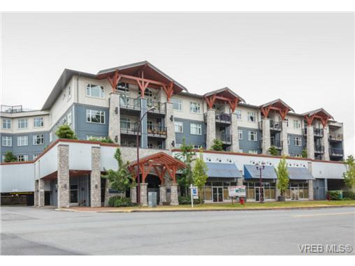 Main Photo: 215 2655 Sooke Road in VICTORIA: La Walfred Condo Apartment for sale (Langford)  : MLS® # 366024