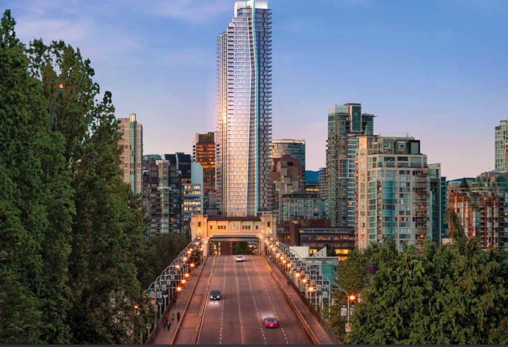 "Main Photo: 2010 1289 HORNBY Street in Vancouver: Downtown VW Condo for sale in ""BURRARD PLACE"" (Vancouver West)  : MLS®# R2292561"