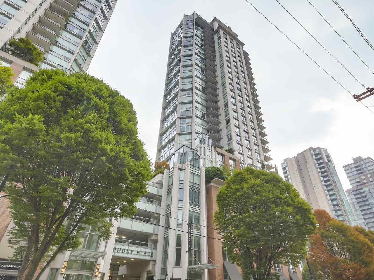 FEATURED LISTING: 903 - 535 SMITHE Street Vancouver