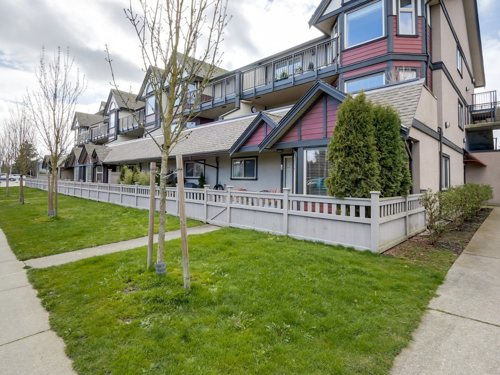 Main Photo: A108 - 4811 53 Street The Chanceys Real Estate Group Ladner Condo  For Sale