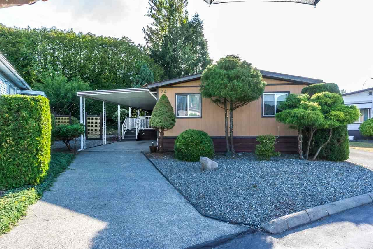 FEATURED LISTING: 24 1640 162 Street Surrey