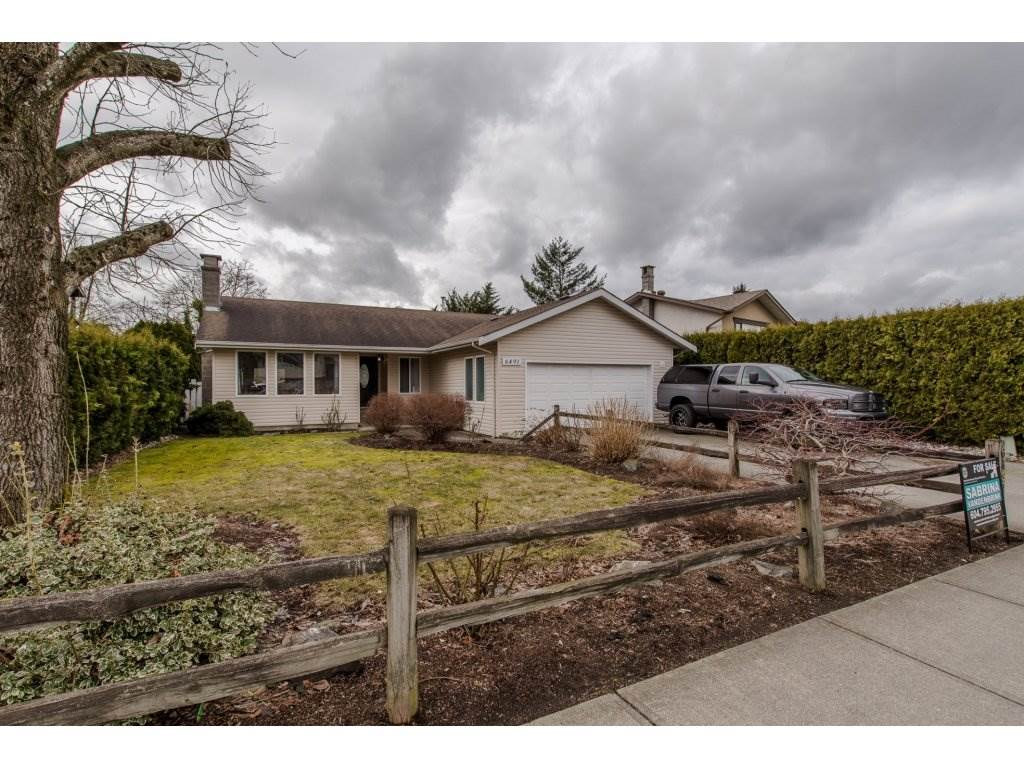 Main Photo: 6491 WILTSHIRE Street in Sardis: Sardis West Vedder Rd House for sale : MLS® # R2141976