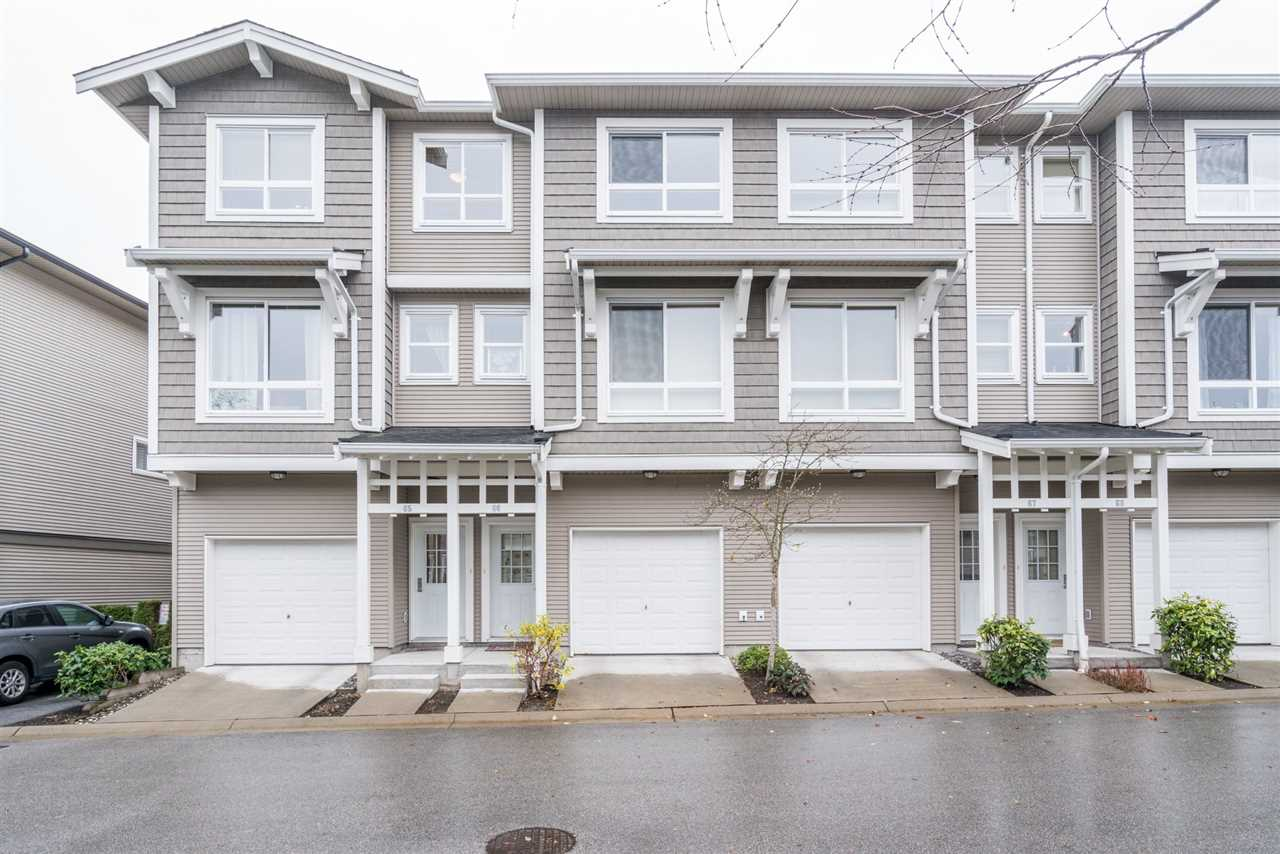 "Main Photo: 65 2729 158 Street in Surrey: Grandview Surrey Townhouse for sale in ""KALEDAN"" (South Surrey White Rock)  : MLS® # R2221536"