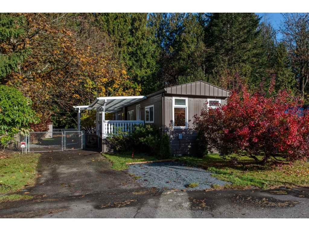 FEATURED LISTING: 18 45955 SLEEPY HOLLOW Road Cultus Lake