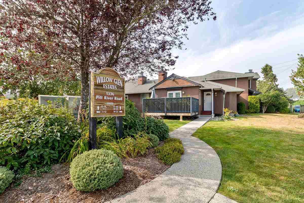 FEATURED LISTING: 20 - 1336 PITT RIVER Road Port Coquitlam