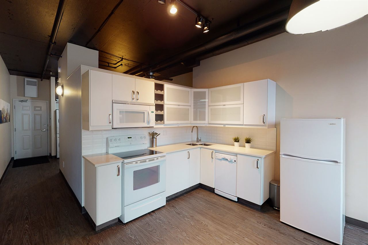 FEATURED LISTING: 411 - 10024 JASPER Avenue Edmonton