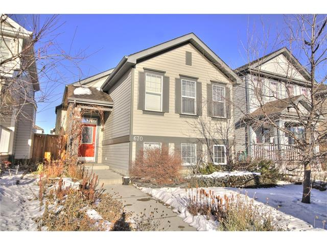 Main Photo: 670 EVERMEADOW Road SW in Calgary: Evergreen House for sale : MLS®# C4041129