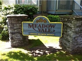 "Main Photo: 40 19034 MCMYN Road in Pitt Meadows: Mid Meadows Townhouse for sale in ""MEADOW VALLEY"" : MLS®# R2062340"