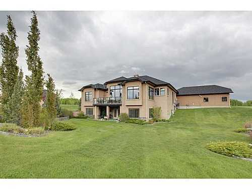 Main Photo: 238 CHURCH RANCHES Way in Rural Rockyview County: Bungalow for sale : MLS® # C3571957