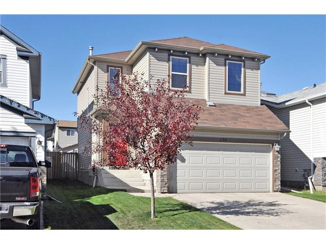 Main Photo: 236 COVEBROOK Close NE in Calgary: Coventry Hills House for sale : MLS® # C4082925